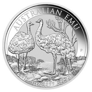 Australian Emu 2020