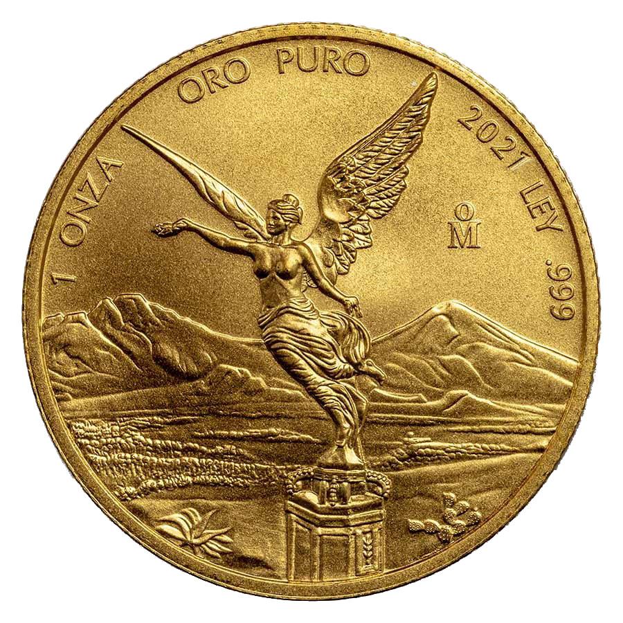 Mexican Gold Libertad (Meksykański Libertad)