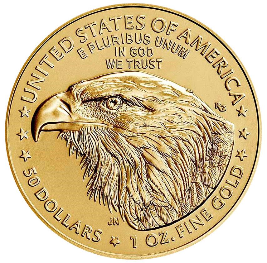 American Gold Eagle (Amerykański Złoty Orzeł)