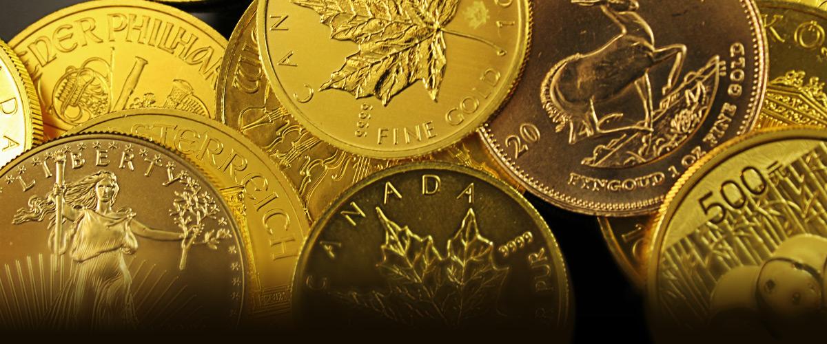 TOP 10 złotych monet bulionowych