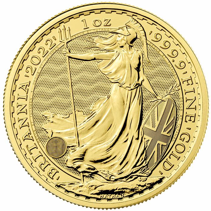 UK Gold Britannia