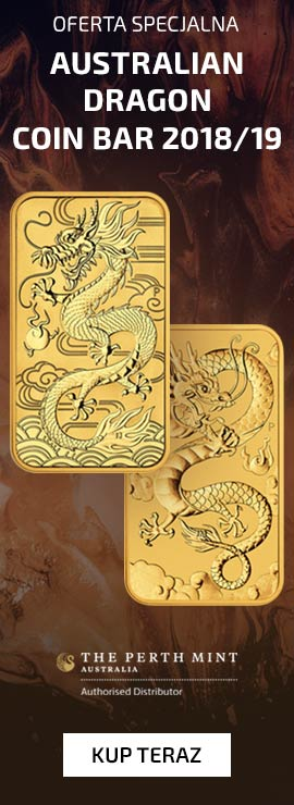 Australian Dragon Coin Bar 2018/19