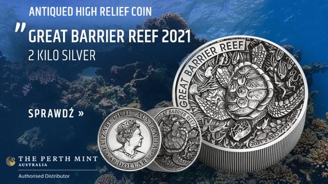 Wielka Rafa Koralowa 2021
