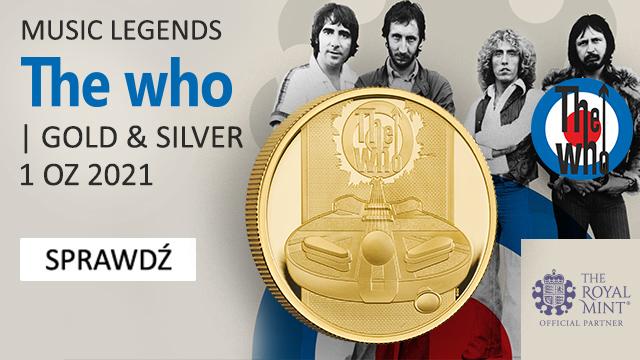 Legendy Muzyki: THE WHO