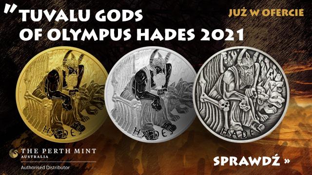 Tuvalu: Bogowie Olimpu - Hades