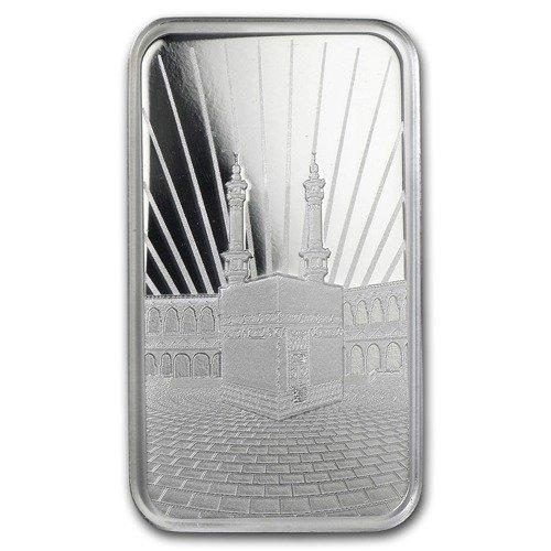 10 Gram Bar Silver Pamp Suisse Religious Series Ka Bah