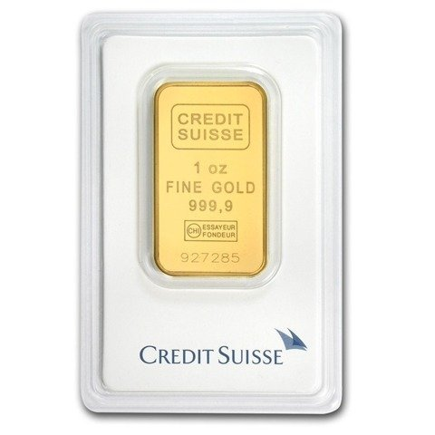 1 oz Gold Bar LBMA Investment Sets 10 Pc.