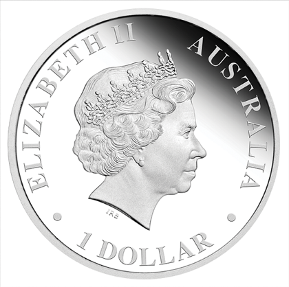 2-Coin Set Australian Emu 1 oz Silver Proof 2018 and 2019