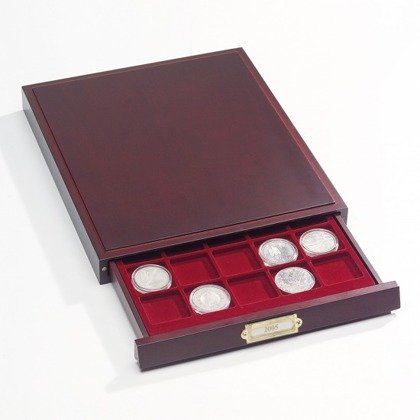 Coin Drawer LIGNUM for 20 Capsule Quadrum