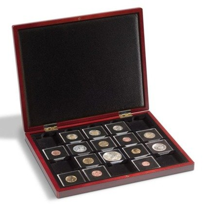 Coin cases Volterra Uno Quadrum