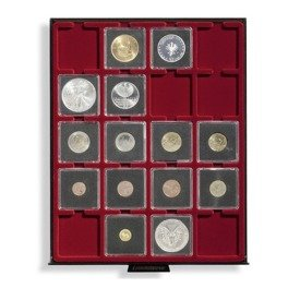 Coin cases for coins MB