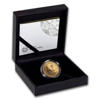 Krugerrand 1/2 oz Gold 2020 Proof