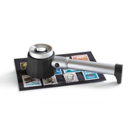 Overlay Magnifier 8x magnification with LED