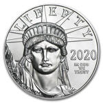 American Eagle 1 oz Platinum 2020