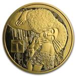 Klimt and his Women: Kiss 50 Euro 2016 Proof