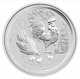 Lunar II: Year of the Rooster 10 kg Silver 100 Pieces Limited