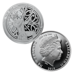 Maui and the Sun Silver 2-Coin Set 2018 Proof