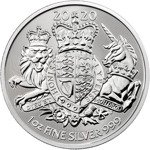 The Royal Arms 1 oz Silver 2020