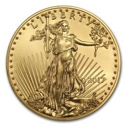American Eagle 1/4 oz Gold 2018