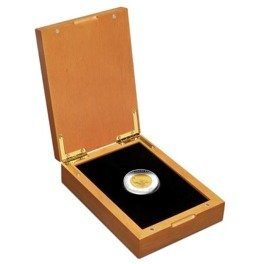 Wedge-Tailed Eagle 1/2 oz Silber i 1/2 oz Gold Proof (bi-Metalle) 2016