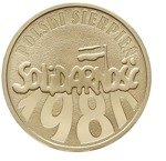30 zloty - Polish August 1980 - 2010 Proof
