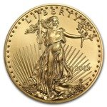 American Eagle 1/2 oz Gold 2108